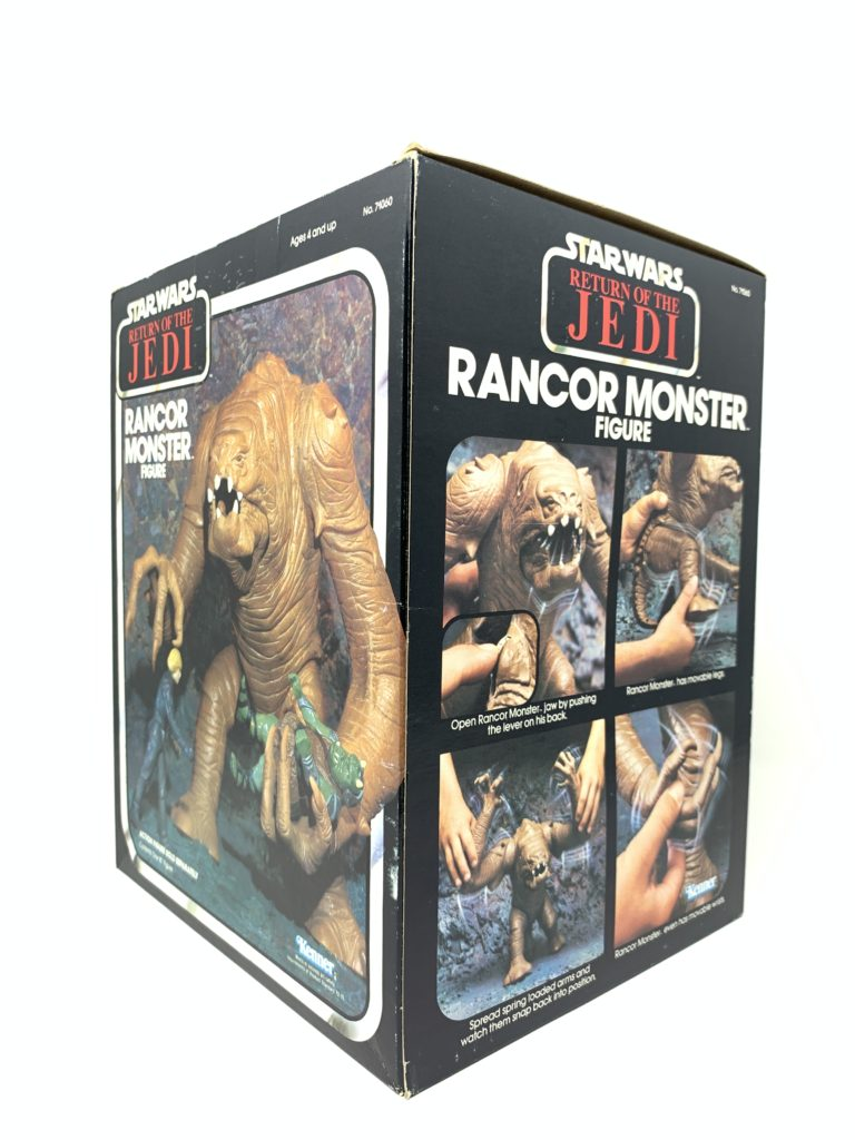 ROTJ Rancor Monster Back