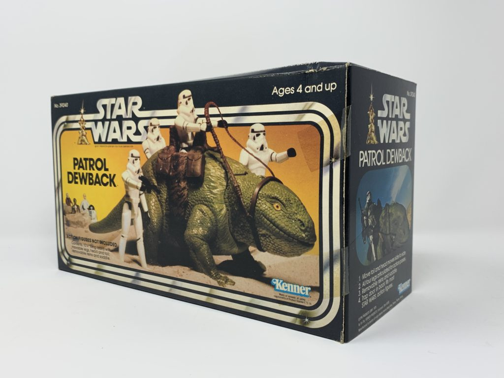 Star Wars Patrol Dewback Back