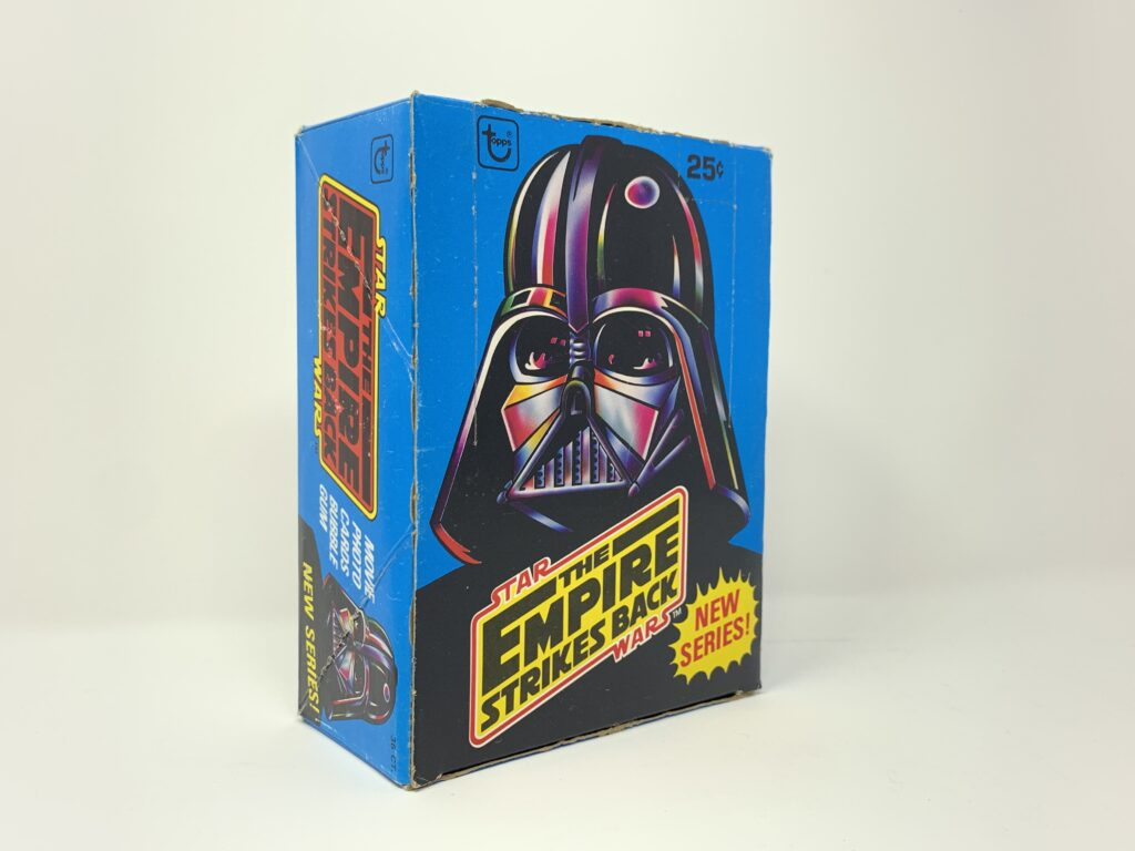 Empire Strikes Back Series 1 Topps Cards