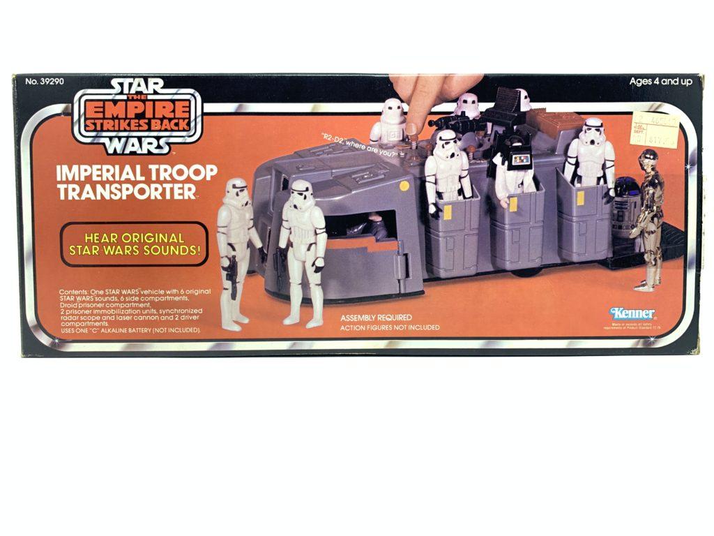 ESB Imperial Troop Transport Front