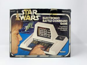 Star Wars Electronic Battle Command Game