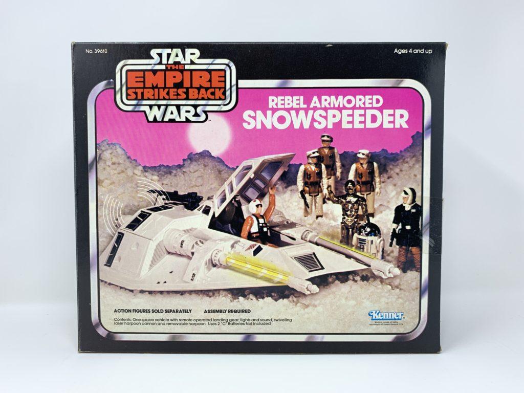 ESB Snowspeeder Pink Box Front