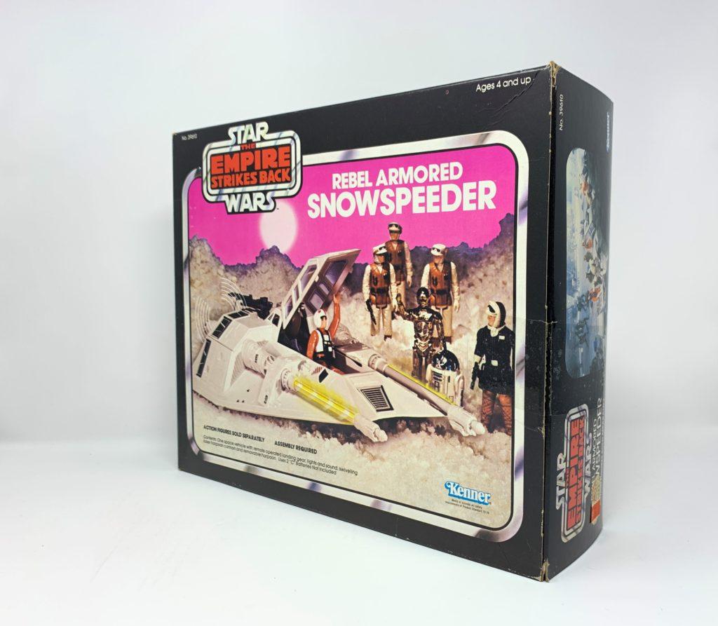ESB Snowspeeder Pink Box Back