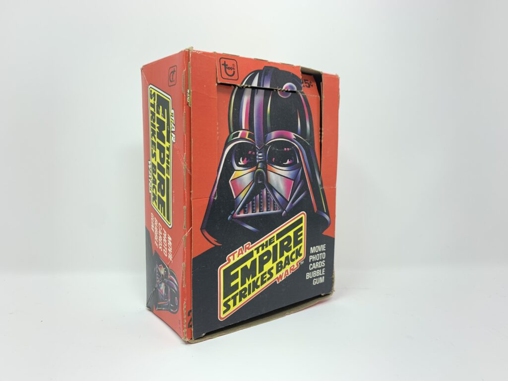 Empire Strikes Back Series Topps Cards