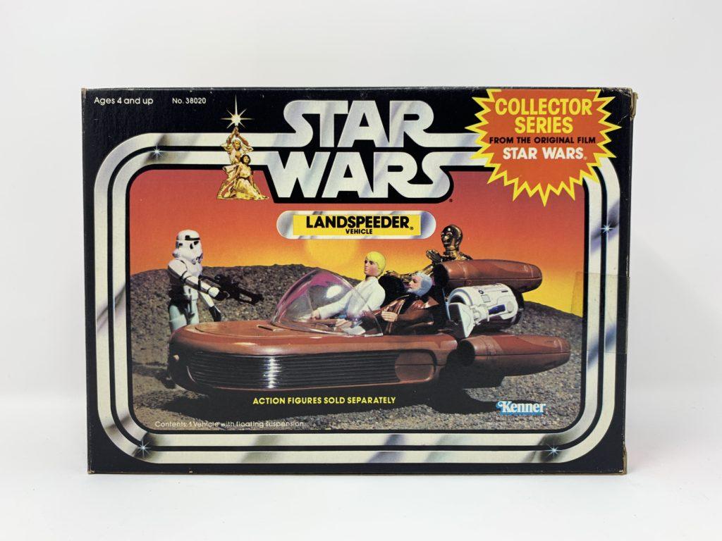 Star Wars Landspeeder Collector Series Front