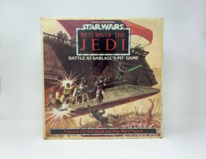 Battle At Sarlaac's Pit Game Return of The Jedi