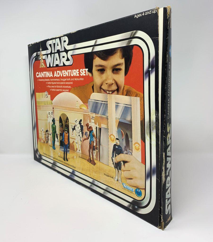 Star Wars Cantina Adventure Set Playset Back