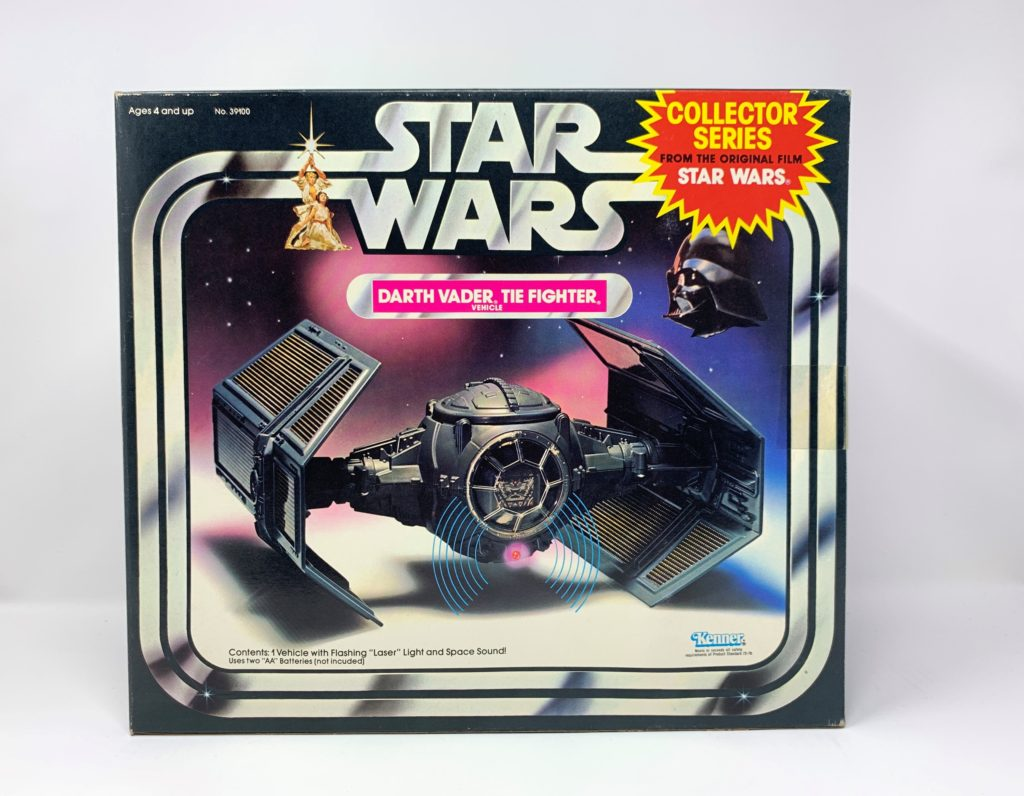 Star Wars Tie Fighter Collector Series Front