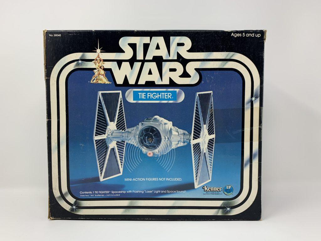 Star Wars Tie Fighter Front
