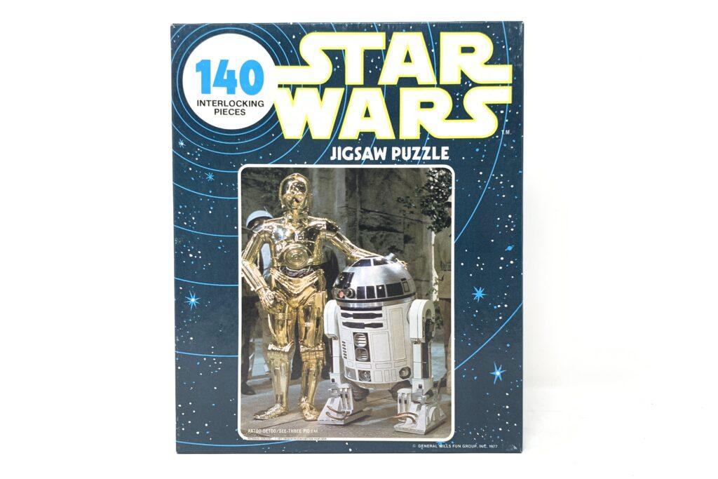 Star Wars Vintage Kenner 140 Piece Puzzle