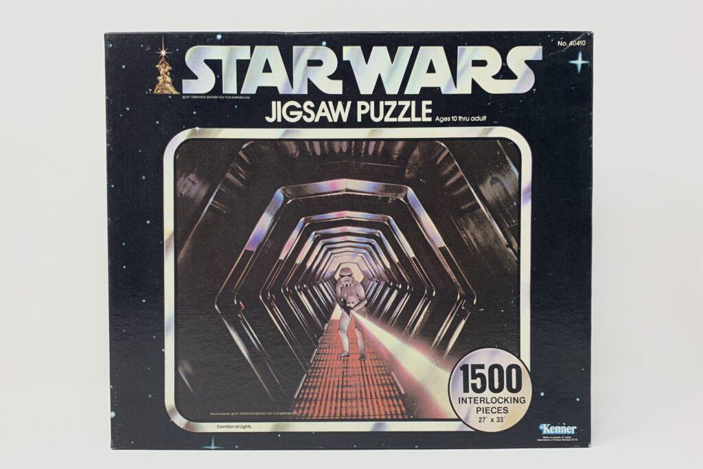 Star Wars Vintage Kenner 1500 Piece Puzzle