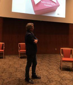 Tuck Kamin, Livability for Longevity Symposium 2018