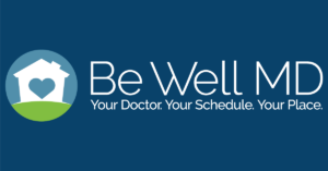 Be Well MD logo