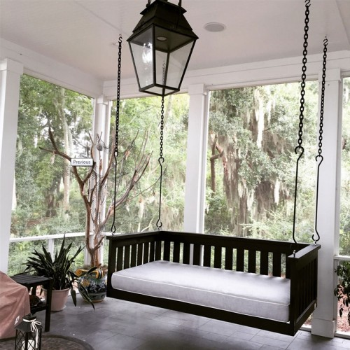 How to Give Your Front Porch a Savannah, GA Makeover in Only FIVE Steps!