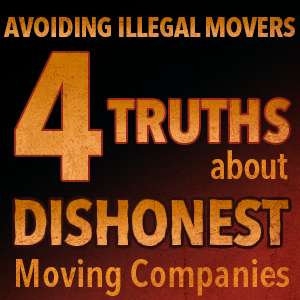 dishonest moving companies