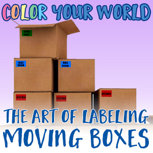 labeling boxes