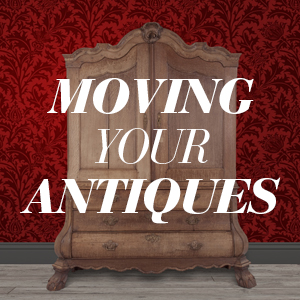 moving antiques
