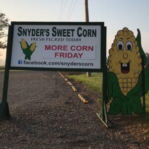 More Corn Friday