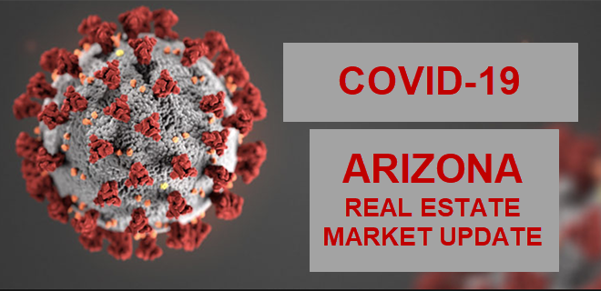 covid-19 Arizona housing update
