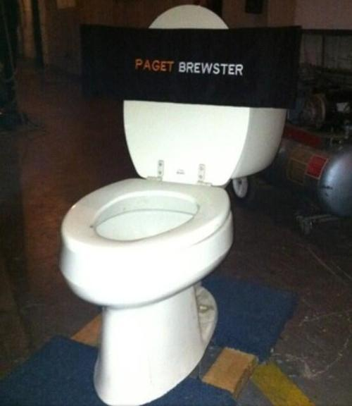 paget's special seat