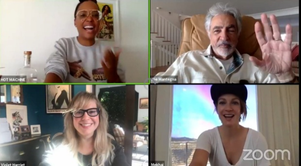 Aisha Hosts Our Heroes – Charity Pandemic Broadcast for Feed America!