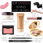 TOP MAKEUP STAPLES EVERY GIRL NEEDS