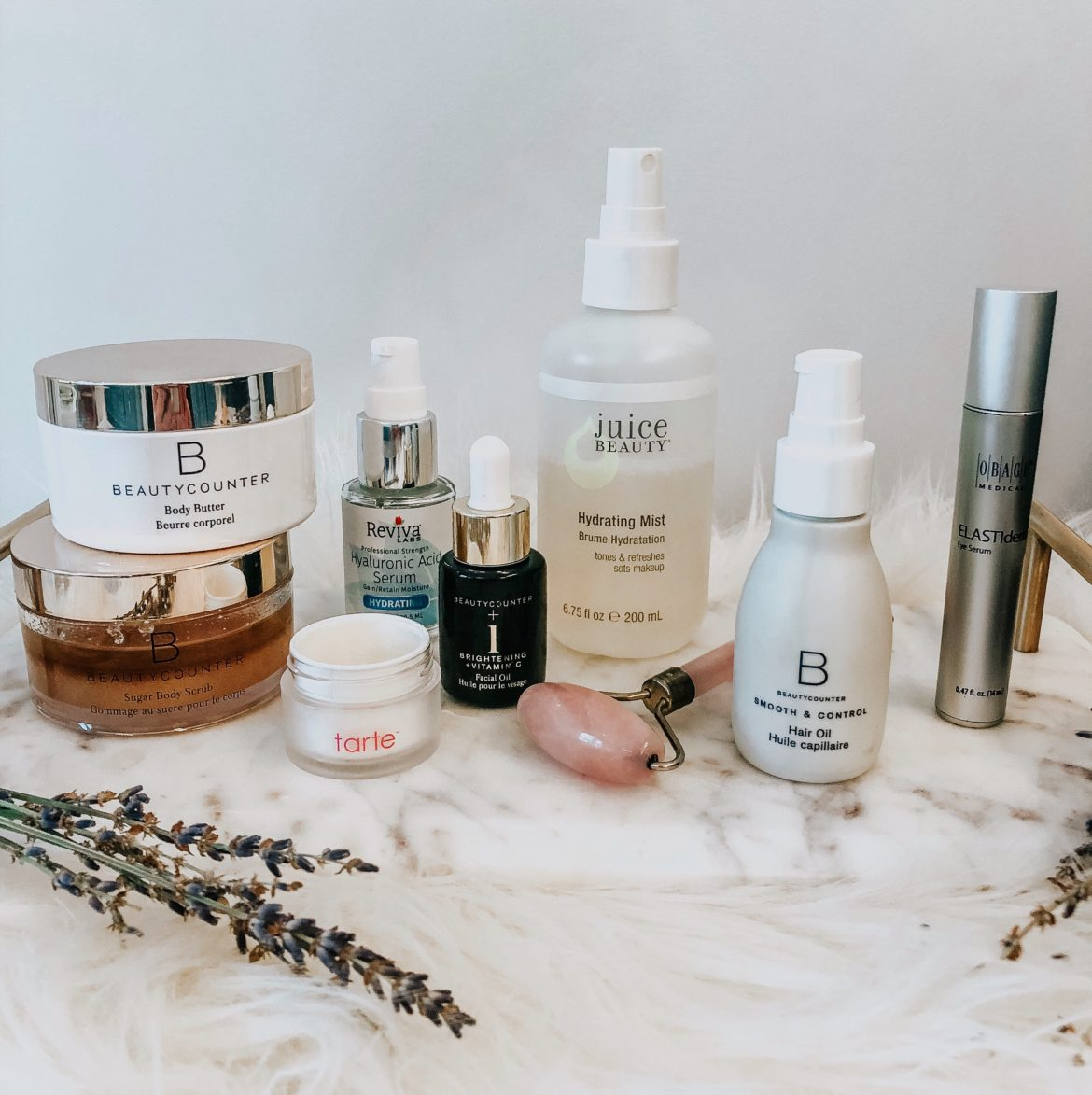 winter beauty products