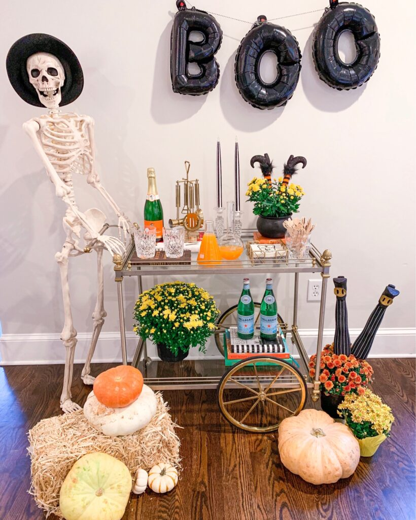 halloween home tour