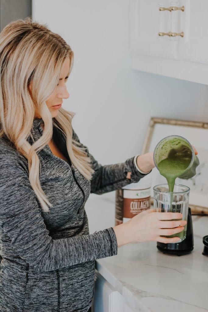 4 ingredient smoothie