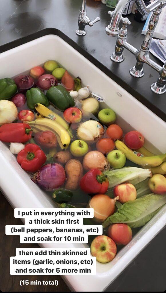 Non Toxic Produce Wash