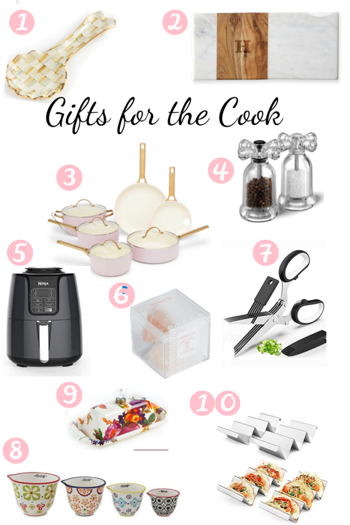gift guide for the cook 2020