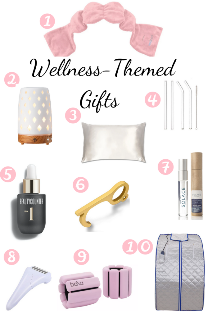 gift guide wellness 2020