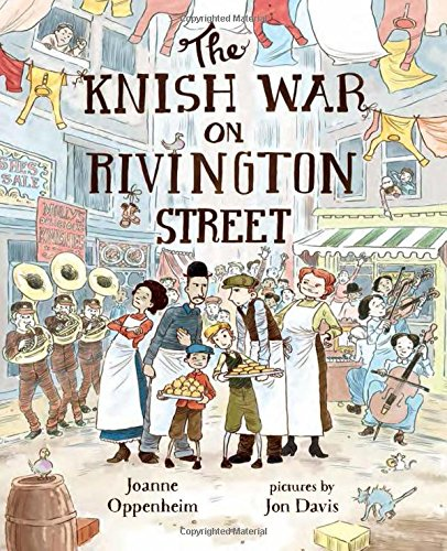 The Knish Wars