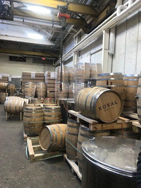 Part 2 with Sonat Birnecker Hart on Koval Distillery