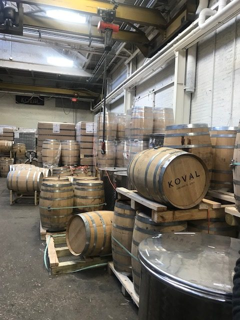 Part 2 with Sonat Birnecker Hart on Koval Distillery (#21)
