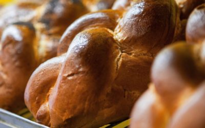 The Original Vegan Challah – Challah Hub Style