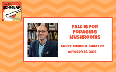 Fall is for Foraging Mushrooms (#42)
