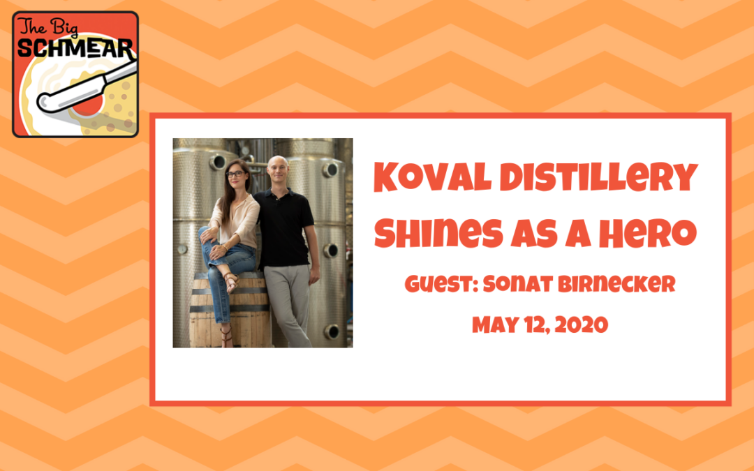 Koval Distillery Shines as a Hero