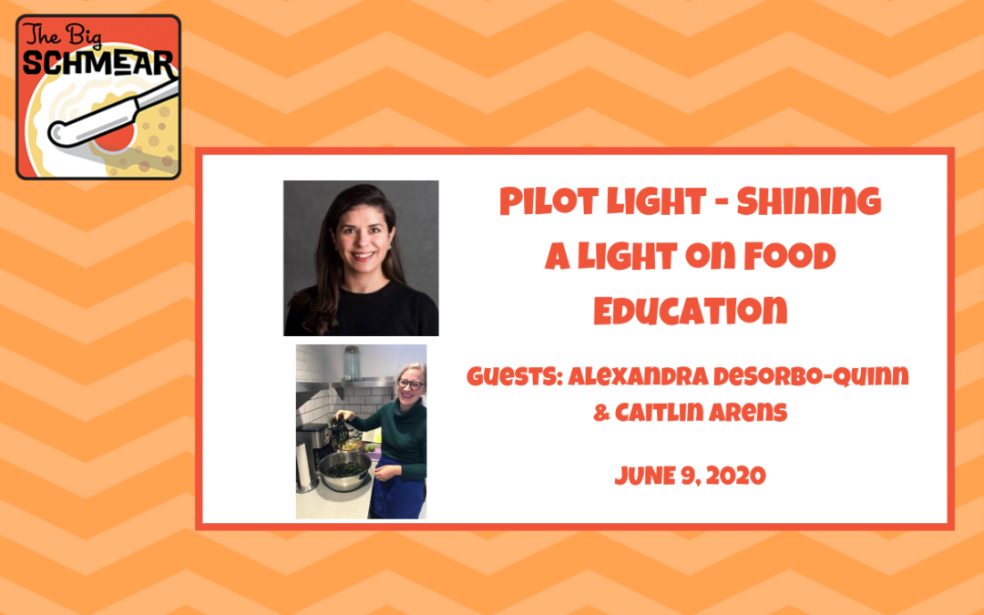 Pilot Light -Shining a Light on Food Education