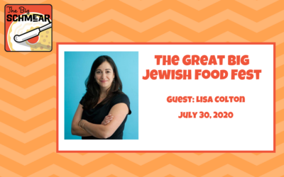 The Great Big Jewish Food Fest!