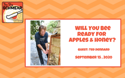 Will You Bee Ready for Apples and Honey?