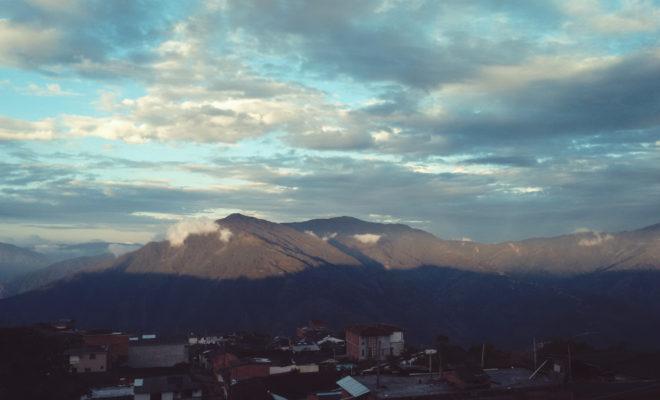 Esfera Viva, pueblos de antioquia, turismo, fotografía, Antioquia, Foto de la semana, montañas, natural, pueblo, relieve, toledo