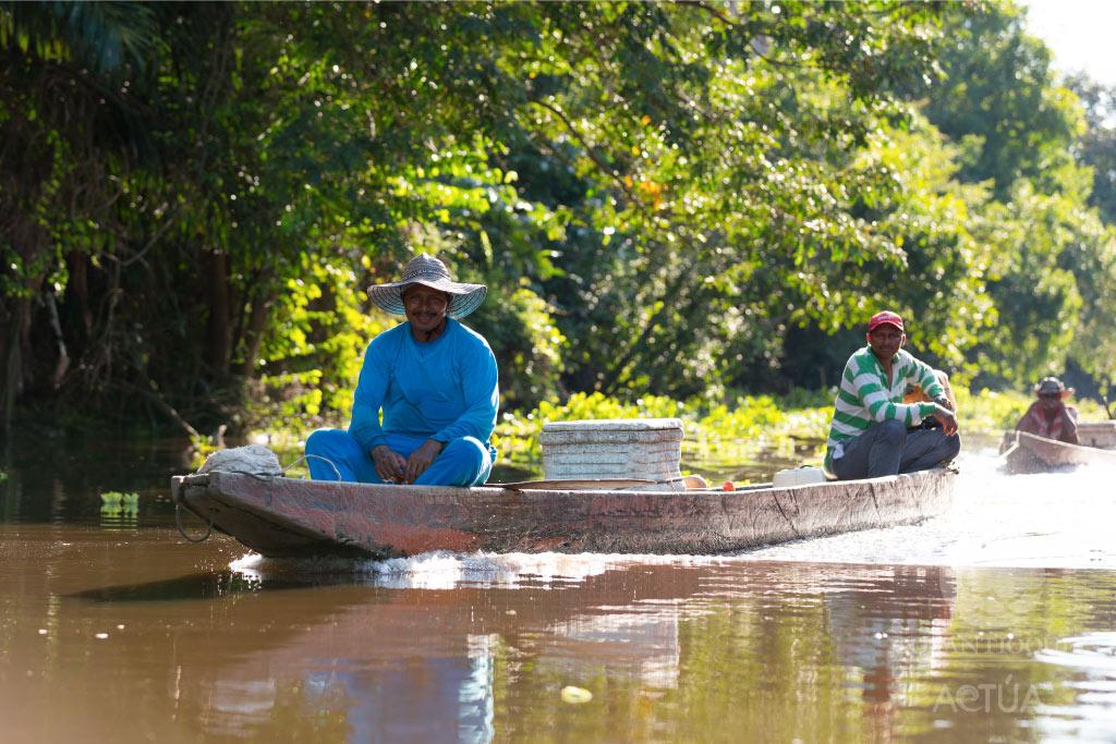 cienaga de barbacoas, corantioquia, esferaviva, yondo, antioquia, noticias ambientales, medio ambiente colombia, area protegida
