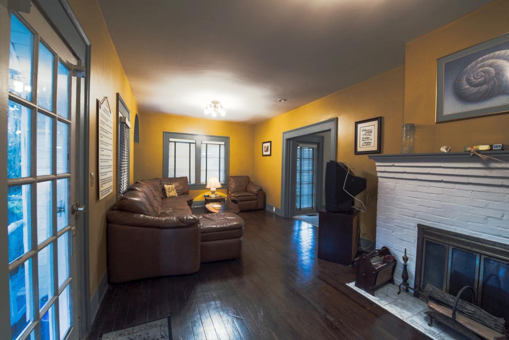 Peabody House Living Room 2