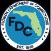 Florida Dept of Corrections transparent-seal