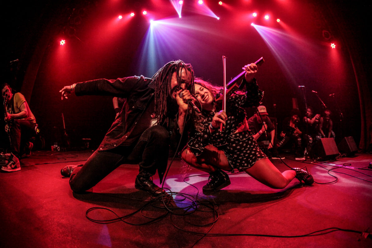 Flobots at Gothic Theater