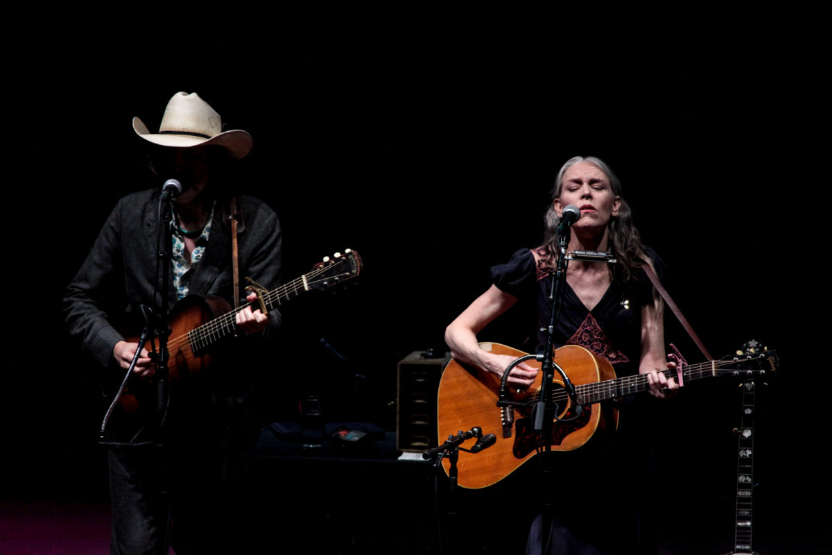 Gillian Welch & David Rawlings Red Rocks