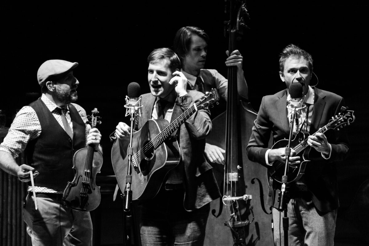 Punch Brothers Red Rocks