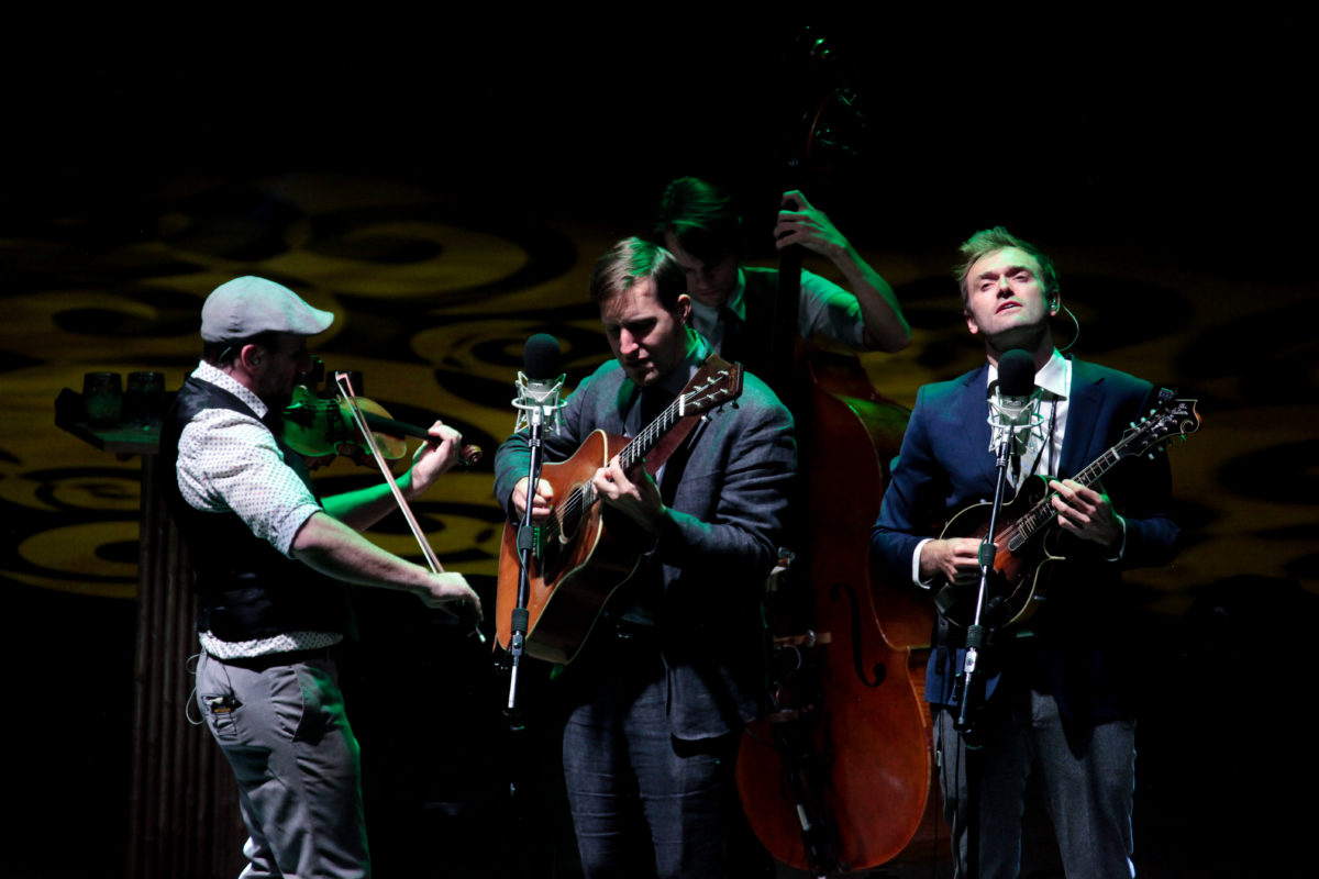 Punch Brothers at Red Rocks