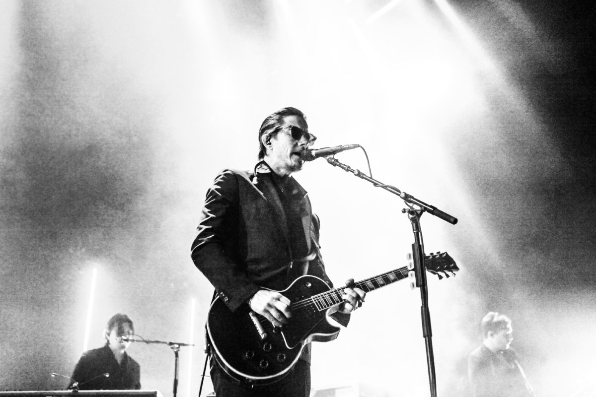 Interpol at Mission Ballroom